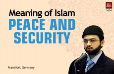 Meaning of Islam: Peace and Security (Sahibzada Hassan Mohi ud Din Qadri)-by-Dr Hassan Mohi-ud-Din Qadri