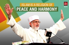 Islam is a Religion of Peace and Harmony-by-Shaykh-ul-Islam Dr Muhammad Tahir-ul-Qadri