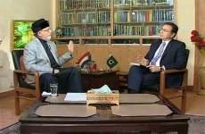 Interview of Dr Muhammad Tahir-ul-Qadri Program: Tonight with Moeed Pirzada (Dunya News)-by-Shaykh-ul-Islam Dr Muhammad Tahir-ul-Qadri