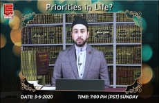Priorities in Life-by-Shaykh Hammad Mustafa al-Madani al-Qadri